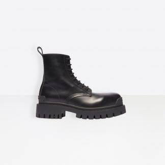 Replica Balenciaga STRIKE LACE-UP BOOT 2020SS #40155