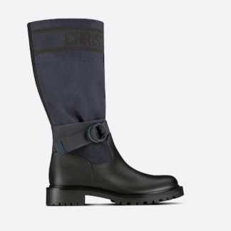 Replica Dior D-MAJOR ANKLE BOOT #40259